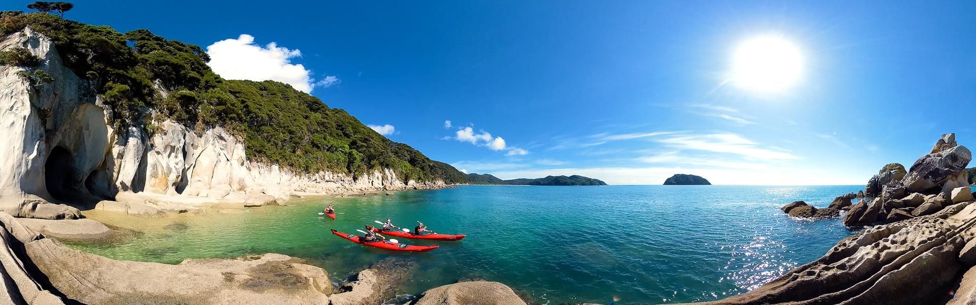 RR Kayaks Sea Kayak Abel Tasman New Zealand low res 1